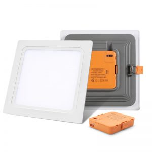 panel led integrado 18w