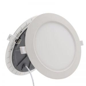 panel de luz ultra delgado led 18w