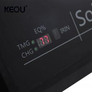 luz de inundación solar led 40w Precio al por mayor 4000K dimmable Daylight Sensor al aire libre IP66 impermeable lámpara reflector