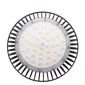 vivienda ligera led alta bahía 100w CE Rohs SAA Factory Warehouse Iluminación industrial 100 vatios ufo impermeable ip65