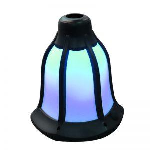 de luz led llama