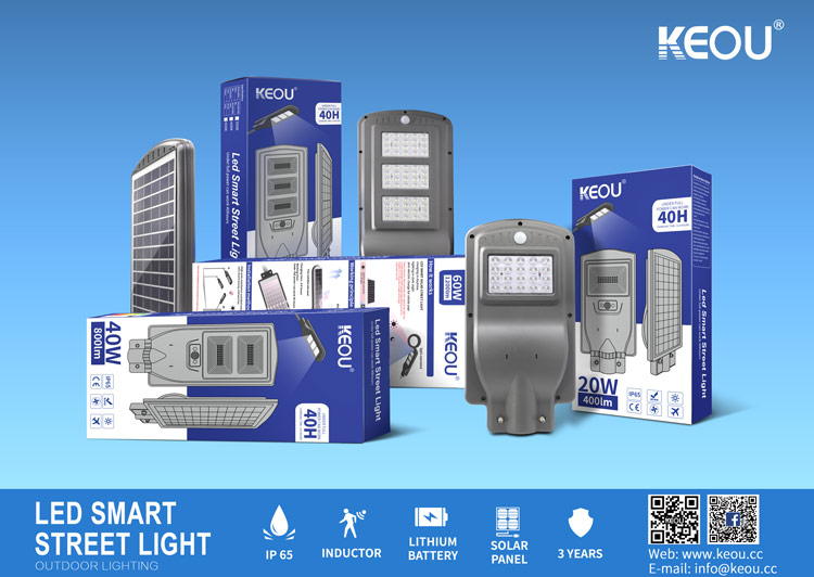 Ventajas del alumbrado solar integrado
