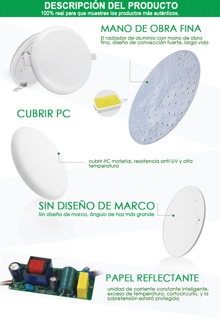 led sin marco