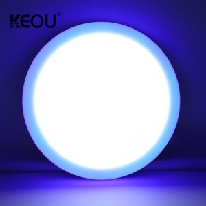 panel de luz led de color